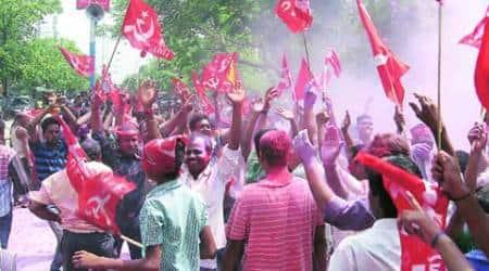 KMC, KMC Polls, elections, municipal polls, TMC, Mamata Banerjee, CPM, kolkata news, city news, local news, Bengal news, Indian Express