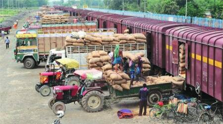 Exports contract for fifth straight month on globalslowdown