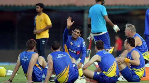 The first game is always a challenge and it sets the tone: Stephen Fleming