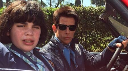 Cyrus Arnold to play Ben Stiller's son in 'Zoolander 2'