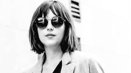Dakota Johnson debuts Short Hair