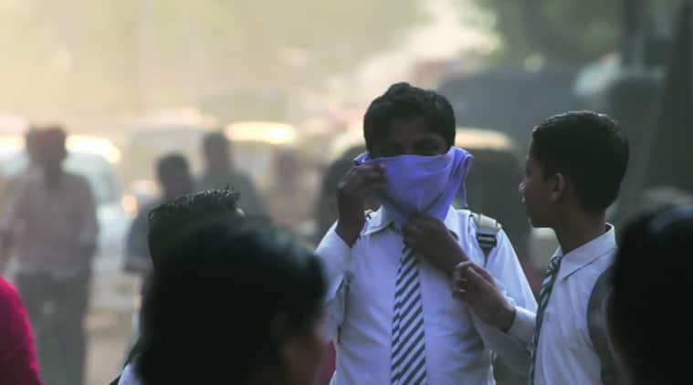 delhi, delhi air pllution, death by breath, death by breath indian express