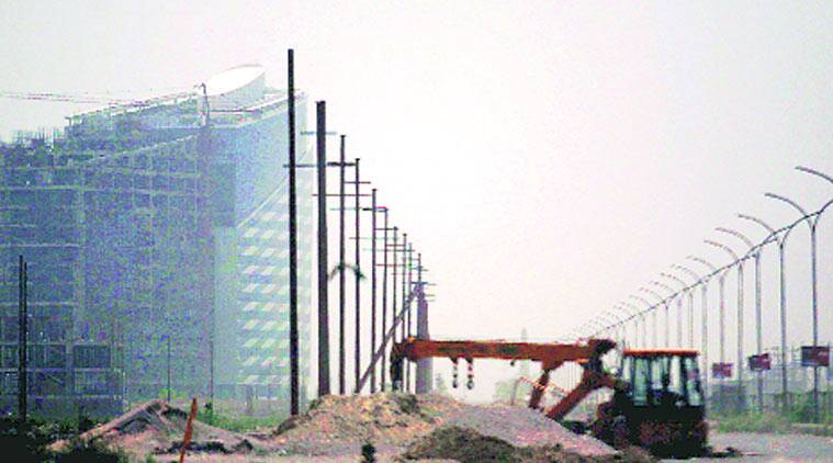 The smart city will be zoned out of Dwarka, Rohini, Narela. (Source: Express photo)