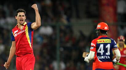 Photos: All too easy for RCB at Kotla