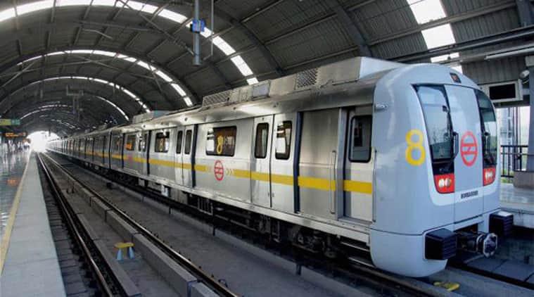 Delhi Metro Thief, Delhi Metro, Thief, delhi metro luggage stealer, delhi metro news, delhi news, indian express news