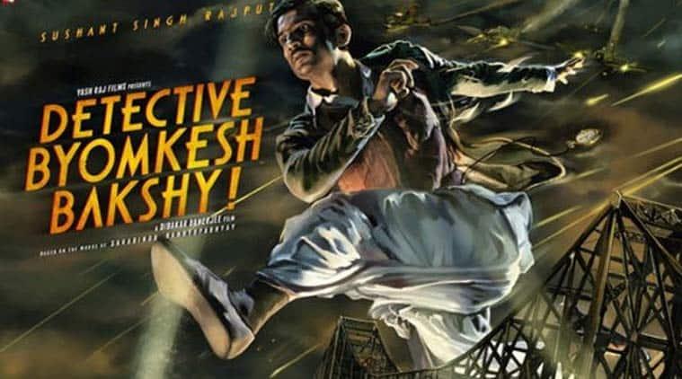 Detective Byomkesh Bakshy!, Detective Byomkesh Bakshy review, Byomkesh Bakshy review, Detective Byomkesh Bakshy movie review, Sushant Singh Rajput