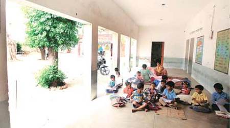 Govt schools in Ludhiana villages run without power, students feel theheat
