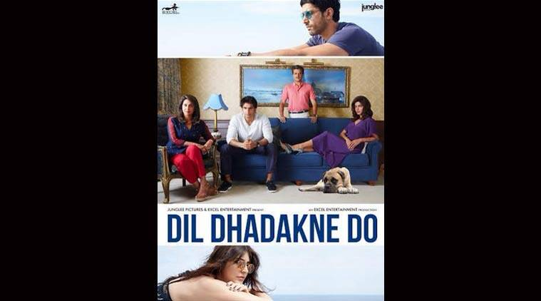 Dil Dhadakne Do, Dil Dhadakne Do trailer, watch Dil Dhadakne Do, Ranveer Singh, Priyanka Chopra, Farhan Akhtar,