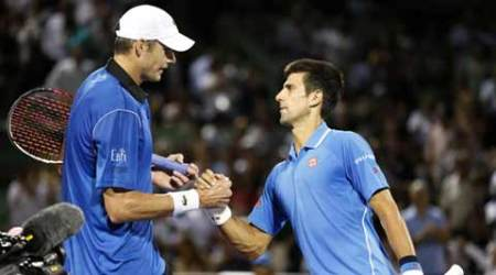 Novak Djokovic, Djokovic, Miami Open, Miami Open Tennis, Tennis Miami Open, Andy Murray, Djokovic vs Murray, John Isner, Djokovic vs Isner, Miami Open final, Tennis News, Tennis