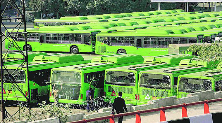 dtc bus, cctv in dtc, women safety, public transport, arvind kejriwal