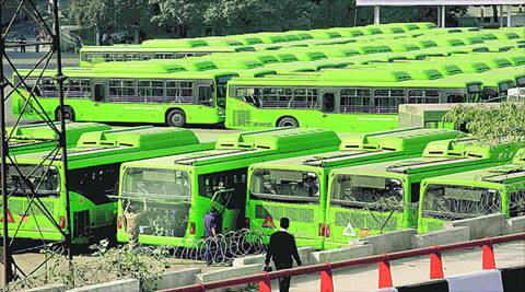 Delhi CM announces hike in DTC drivers' salaries