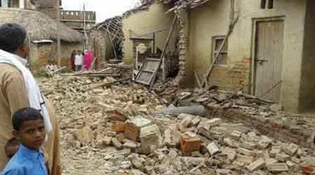 bihar, bihar earthquake, bihar storm, bihar cyclone, earthquake bihar, storm bihar, cyclone bihar, farmers bihar, bihar farmers, bihar news, india news