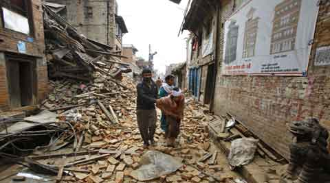 Earthquake again trends on Twitter as aftershocks hit Nepal, Delhi, and other cities