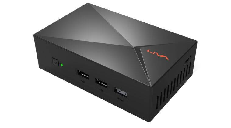 ECS, ECS Liva X, ECS Liva X mini PC, Cheap Windows PCs