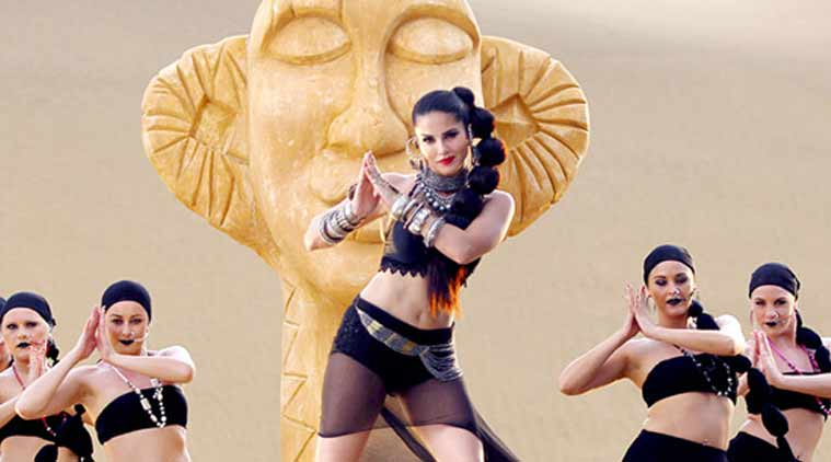Ek Paheli Leela review, Ek Paheli Leela movie review, Sunny Leone, Ek Paheli Leela Sunny Leone