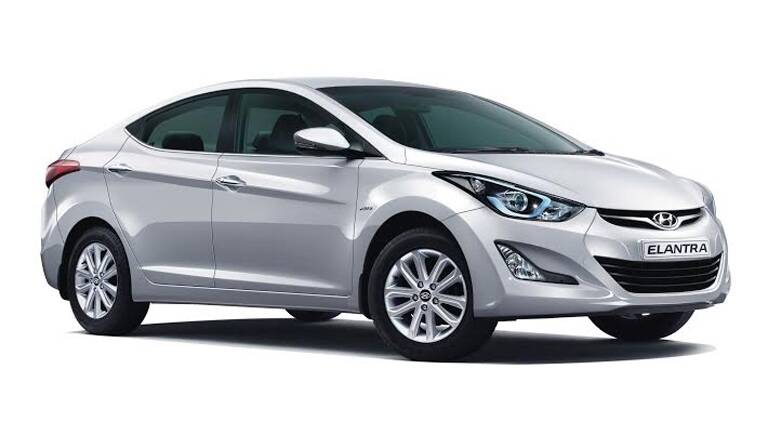 Hyundai Launches New Elantra At Rs Lakh The Indian