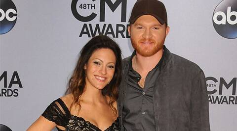eric paslay, natalie harker, eric paslay marries natalie harker, eric ties knot with natalie, eric married natalie harker, country star eric harker, music publisher natalie harker, eric paslay marries natalie tennessee, hollywood news, entertainment news