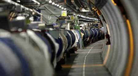 After two years, Cern restarts Large HadronCollider