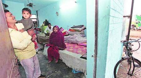 Finally, physically challenged couple get ground-floorflat