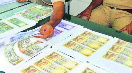 Explaining India's huge currency problem where 250 out of every 10 lakh notes arefake