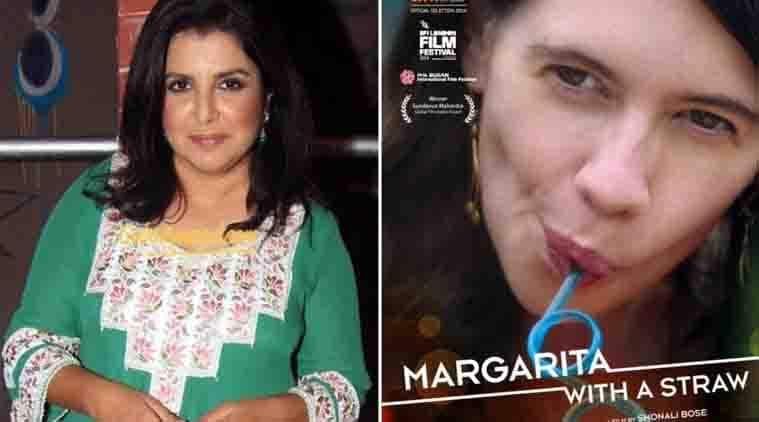 Farah Khan, Margarita With a Straw