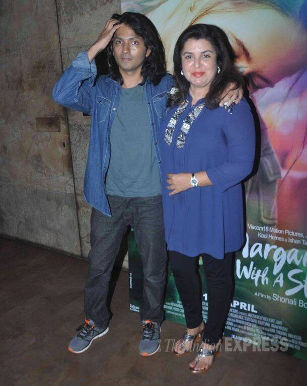 Farah Khan, Shrish Kunder