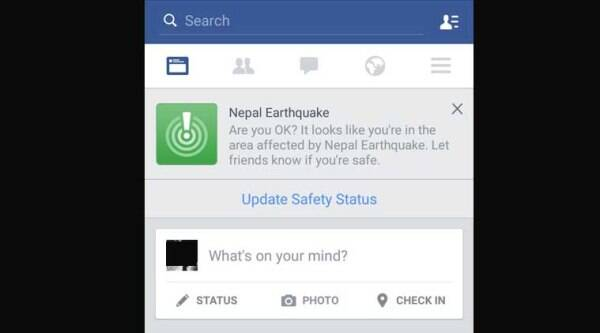 Nepal Earthquake, Earthquake Nepal, #NepalEarthquake, Facebook Safety Check, Safety Check Facebook, World News
