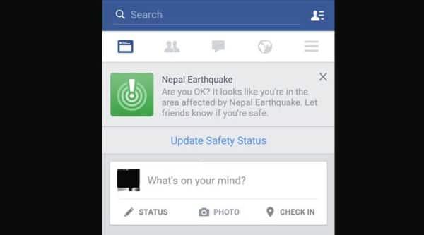 Nepal Earthquake, Earthquake Nepal, #NepalEarthquake, Facebook Safety Check, Safety Check Facebook, World News