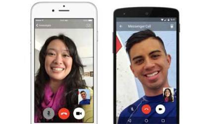Facebook's challenge to Skype: Messenger gets video-calling