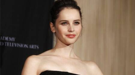 I'm more than just a movie wife: FelicityJones