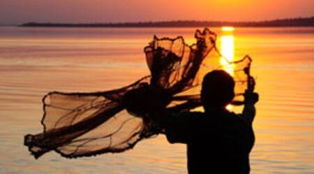 Gujarat fisherman, Gujarat fisherman body, Gujarat fisherman in Pakistan, Indian fisherman in Pakistan, Bamaniya Gujarat fisherman, indian express news