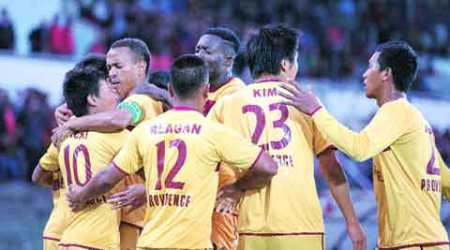 Royal Wahingdoh and its cinderella men
