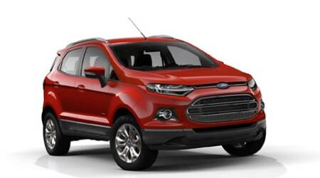 Ford EcoSport registered least number of problems, ranked highest in SUVs:Survey