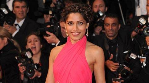 Freida Pinto to guest star on 'The Mindy Project'?