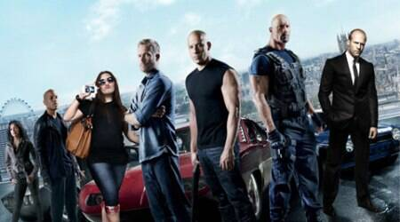 'Fast & Furious 7' grosses Rs 100 cr in India