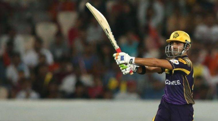 Gautam Gambhir led from the front and remained unbeaten on 90. (Source: BCCI/IPL)