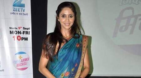 Gautami Kapoor faints while shooting for TV show