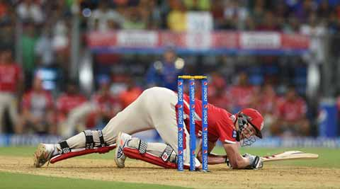 KXIP skipper George Bailey optimistic after 'okay' but 'inconsistent' run