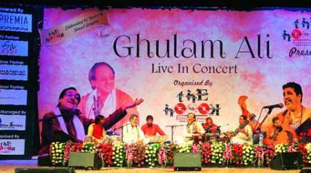 I was singing at Hanuman Mandir and religion didn't matter, says Ustad Ghulam Ali
