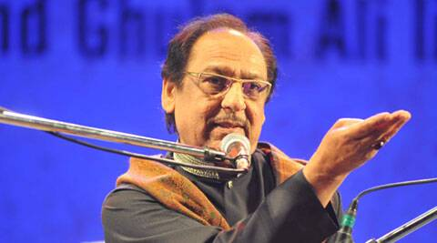 I will keep coming back to India: Ghulam Ali