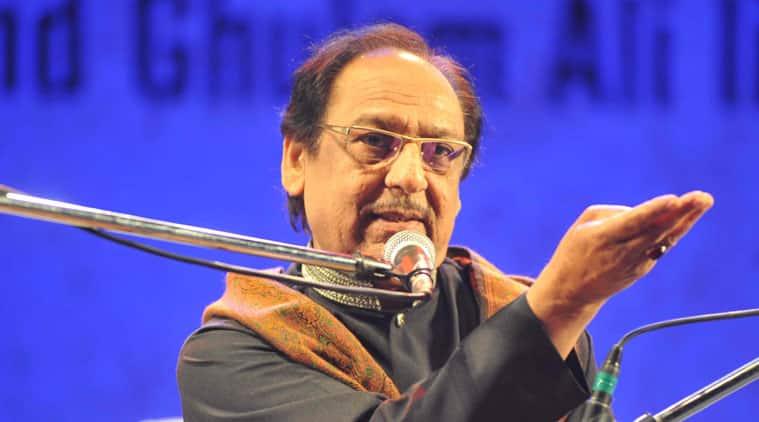 Ghulam Ali, ghulam ali concert, ghulam ali mumbai concert, ghazal singer Ghulam Ali, ghulam ali shiv sena, shiv sena ghulam ali, ghulam ali mumbai, Ghulam Ali in Delhi, Ghulam Ali Delhi concert, Shiv Sena News, India News