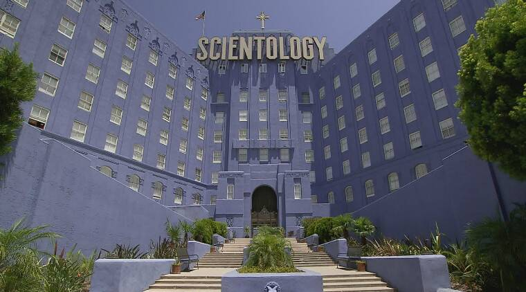 The Church of Scientology ran a full-page advertisement in The New York Times denouncing the film before it ran.