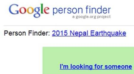 Google person finder 480