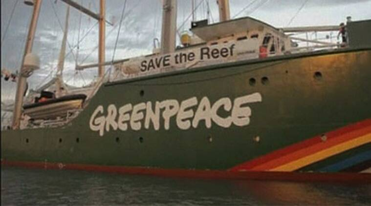 greenpeace india, home ministry, greenpeace NGO