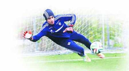 Gurpreet Singh Sandhu, Gurpreet India football, Follo Fotballklubb, Stabaek FC, Bob Bradley, sports news