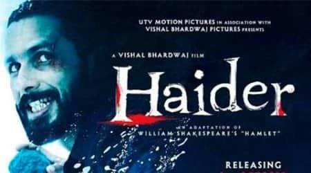 Haider, Shahid Kapoor