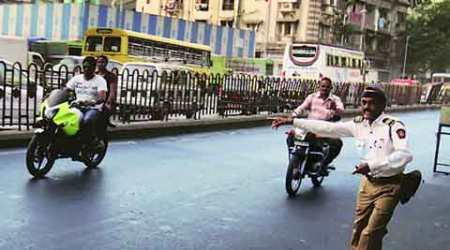 Drive to penalise helmetless two-wheeler riders stepped up