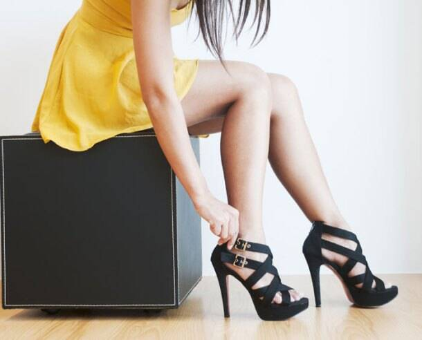 PHOTOS: From skinny jeans to high heels: Back pain ...