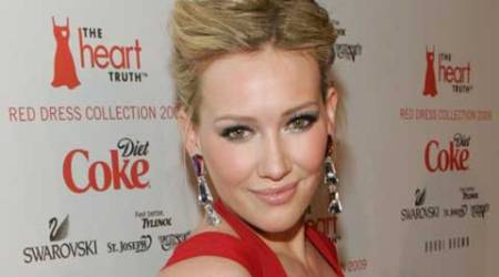 It feels good being back on TV: HilaryDuff