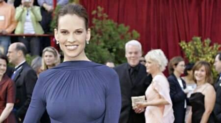 Hilary Swank to star in 'Denial'